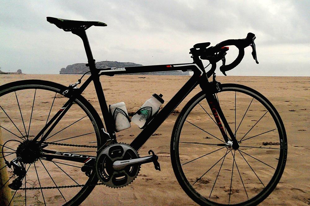 Stage sur la côte espagnole en début de saison