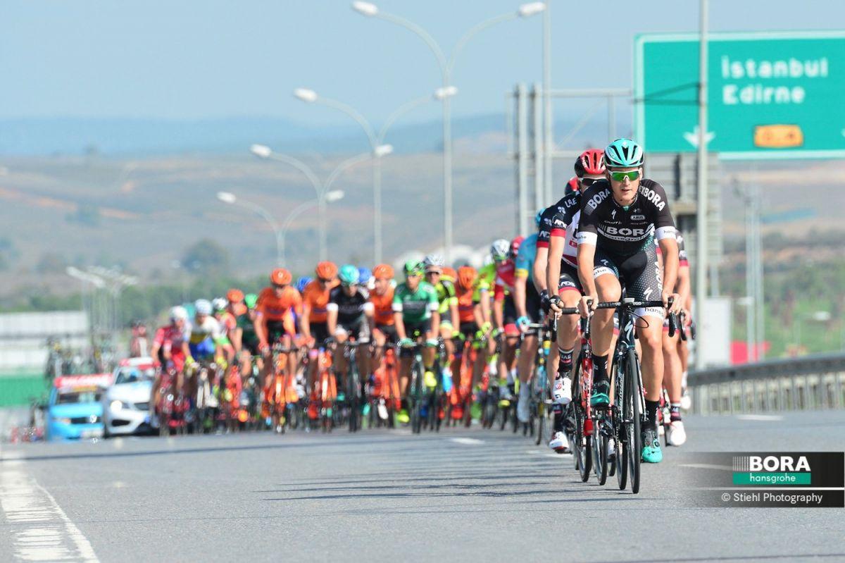 Edward Theuns remporte la dernière étape du Tour de Turquie
