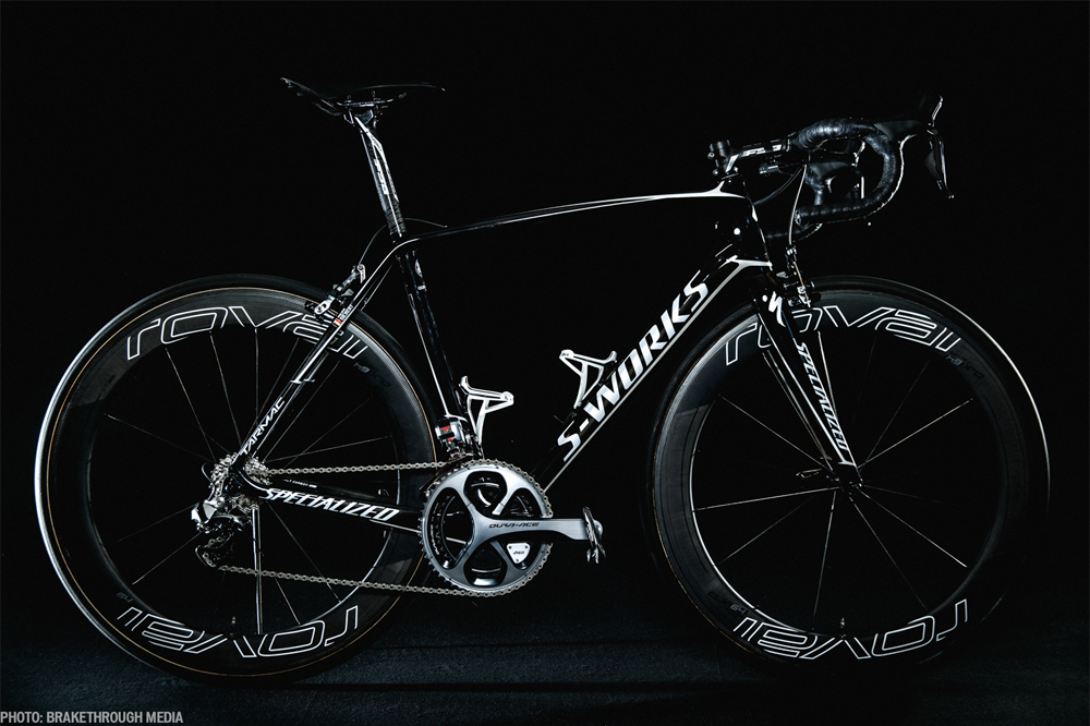 Le S-Works Tarmac de Quick-Step Floors