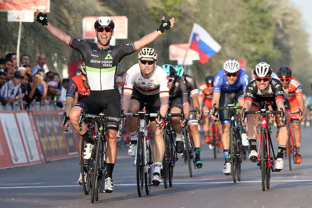 Première victoire de la saison pour Mark Cavendish à Abu Dhabi