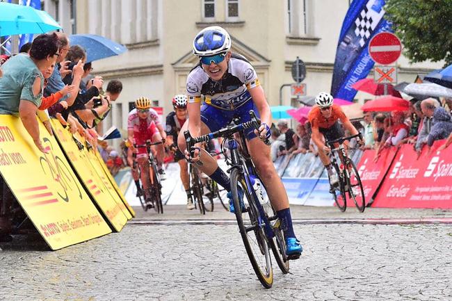 Tayler Wiles s'impose sur le Tour de Thuringe 2017