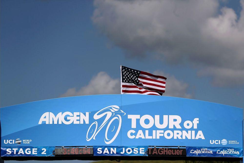 Bienvenue au Tour de Californie !