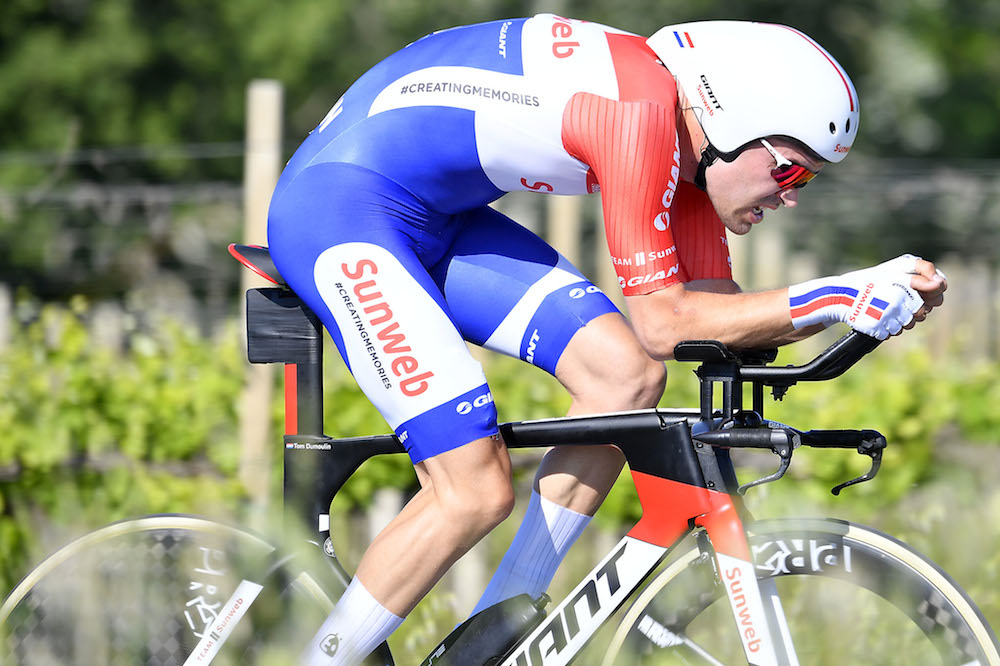 Tom Dumoulin écrase le chrono