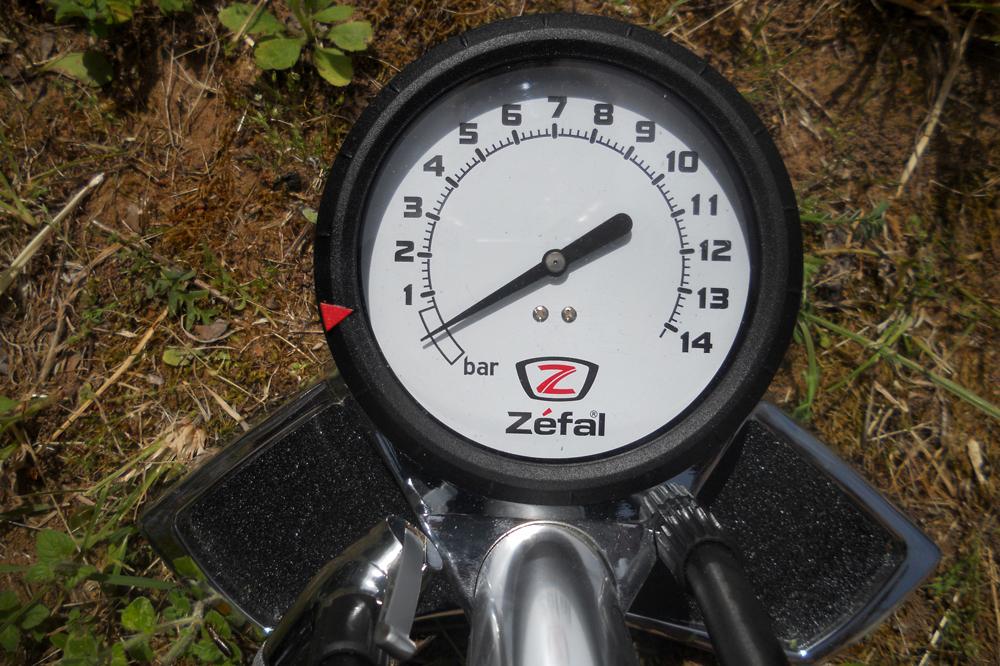 Pompe à pied Zéfal Profil Max FP70