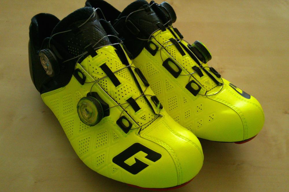 Test des chaussures Gaerne G.Stilo + road