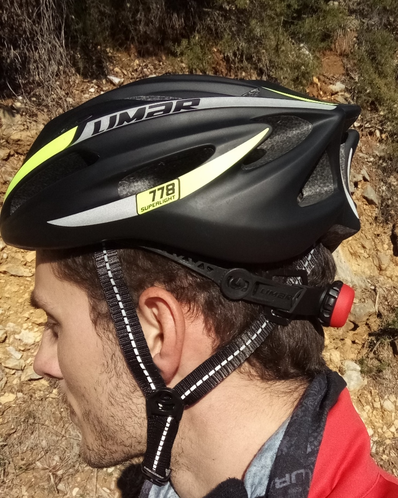 Test du casque Limar 778 Superlight