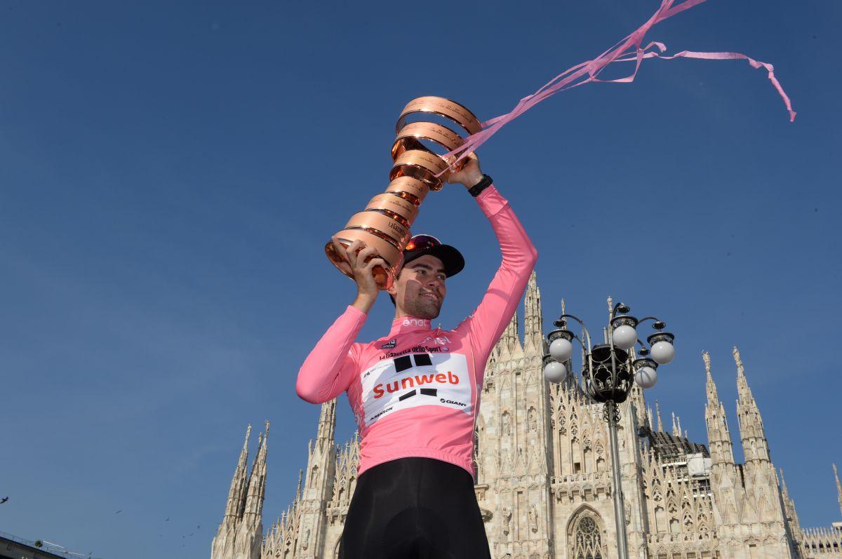 Tom Dumoulin vainqueur du 100ème Giro