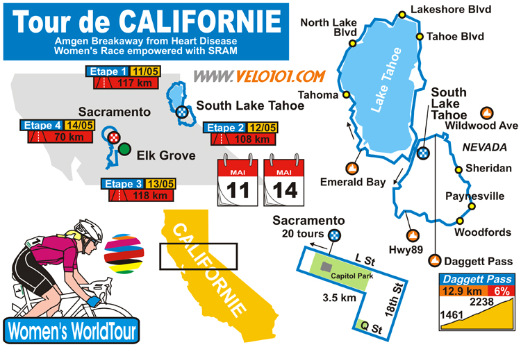 Tour de Californie Women's Race 2017 v2