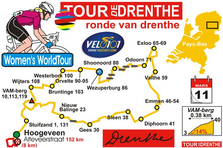 Tour de Drenthe RVD 2017