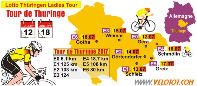 Tour de Thuringe 2017