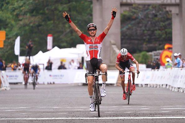 Groenewegen remporte la 5e étape