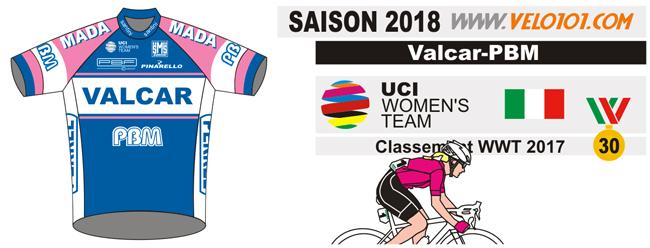 Valcar-PBM 2018