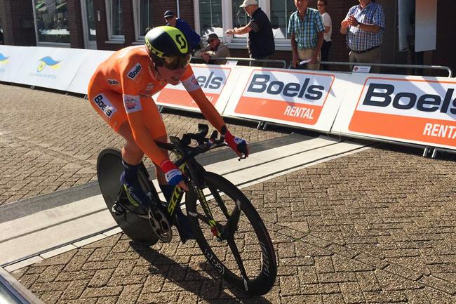 Van Vleuten remporte la 3ème étape du Boels Ladies Tour 2017