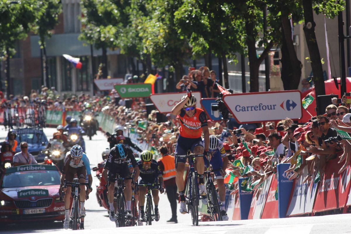 Vincenzo Nibali s'impose en Andorre