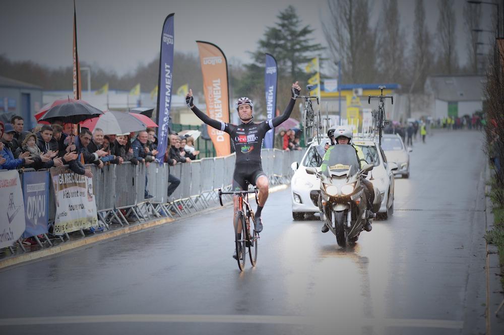 Yoann Paillot remporte Nantes-Segré