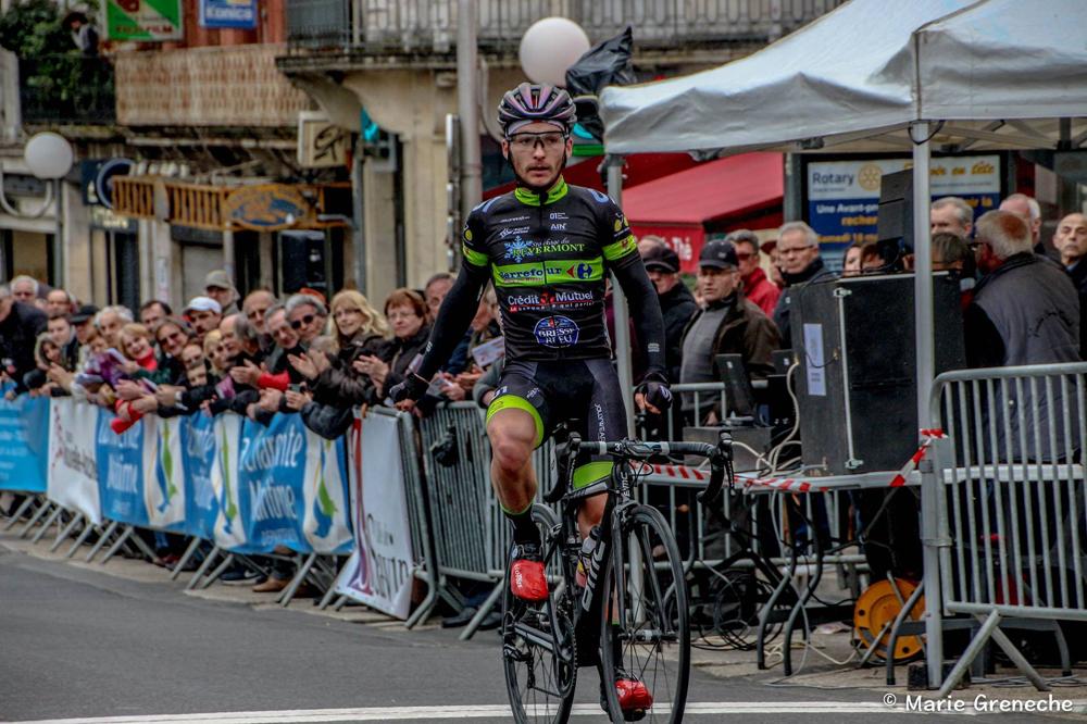 Zydrunas Savickas gagne Bordeaux-Saintes