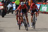 Alberto Contador n'a pas dit son dernier mot