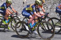 Alexandra Manly (Orica-Scott) en 2017