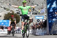 Andrew Talansky revit au Mont Baldy