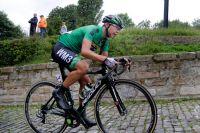 Anouska Koster dans le Muur sur le Lotto Belgium Tour 2017