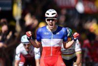 Arnaud Démare vainqueur à Vittel
