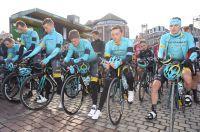 Astana pour le Giro