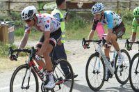 Barguil et Bardet sur le Tour de France