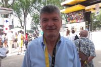 Bernard Thévenet est toujours présent sur la Grande Boucle