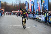 Lilian Calmejane vainqueur à Bessèges