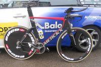Le Eddy Merckx Saint-Jean-de-Monts 73 de Sport Vlaanderen-Baloise