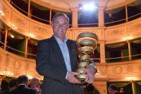 Bernard Hinault au Hall of Fame du Giro
