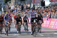Bob Jungels s'impose devant le gratin du Giro à Bergame