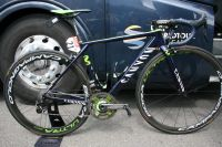 Le Canyon Ultimate de Nairo Quintana