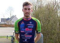 Cédric Delaplace en avant course