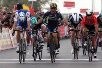 Caleb Ewan au finish devant Van Poppel