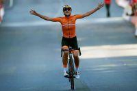 Chantal Blaak au nom des Oranges