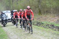 Marcel Sieberg emmène l'équipe Lotto-Soudal