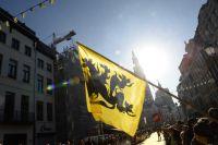 Le drapeau flamand