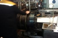 Visite de l'usine Continental