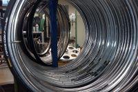 Fabrication d'un pneu Continental