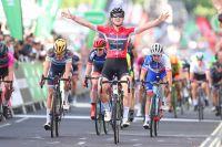 D'Hoore s'impose au sprint à Londres sur le Women's Tour 2017