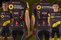 Le maillot de Direct Energie