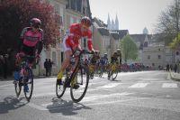 Dorian Godon échappé à Angers
