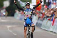 Edwige Pitel gagne le National 2016 à Vesoul