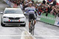 Elie Gesbert gagne la 6ème étape du Tour de Bretagne