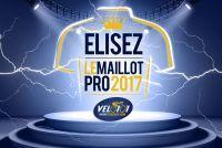 Elisez le Maillot Pro 2017 !