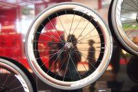 Zipp 302 à pneus