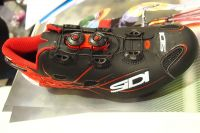 Sidi Shot Red-Black