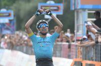Fabio Aru est le nouveau champion d'Italie