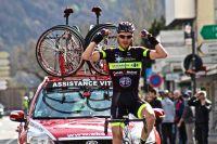 Frédéric Brun gagne Annemasse-Bellegarde et retour